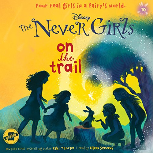On the Trail audiobook cover art
