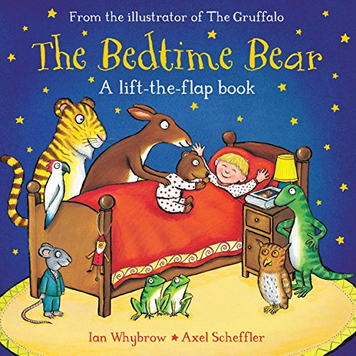The Bedtime Bear (Tom and Bear)