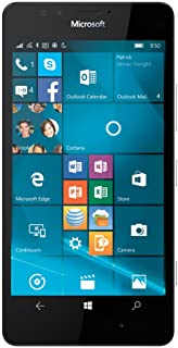 Microsoft Lumia 950 Windows 10 Smartphone 32GB GSM Unlocked - White