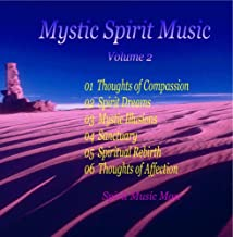 Mystic Spirit Music - Deep Healing Therapy Zen Peace Chakra Meditation Yoga Reiki