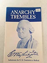 Anarchy trembles: A brief history of the Whiskey Rebellion and President Washington's visit to Bedford in 1794 : also, a life sketch of Gen. Arthur St. Clair, and a history of the Espy House