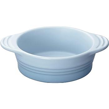 ル・クルーゼ(Le Creuset)  深皿 ベビー・ディッシュ250 ml コースタルブルー 耐熱 耐冷 電子レンジ オーブン 対応  【日本正規販売品】