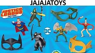 Mcdonalds 2016 DC Justice League complete Set