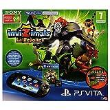 Console Playstation Vita Wifi PCH-2003 + Invizimals: La Revolte (Ps Vita) [Importación Francesa]