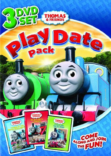 Thomas & Friends: Play Date Pack (Thomas & The Jet Engine / On Site With Thomas / Thomas & The Really Brave Engines)