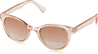 Seafolly Women's Fingal Bay SEA1912619 Round Sunglasses,Blush,48 mm