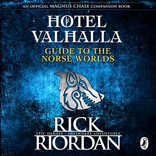 Hotel Valhalla Guide to the Norse Worlds Titelbild
