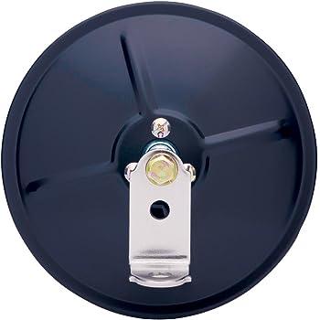 Grand General 33260 Chrome 6 Convex Blind Spot Mirror with L Bracket