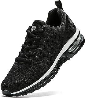 Zapatillas de deporte para hombre, de moda, para correr, caminar, tenis, gimnasio, entrenamiento, casual, cómodo, transpir...