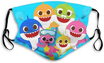"BABY16 Baby Shark Large Backpack 16"" x 12"""