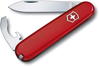 Victorinox Swiss Army Bantam Pocket Knife (Red) ,84mm