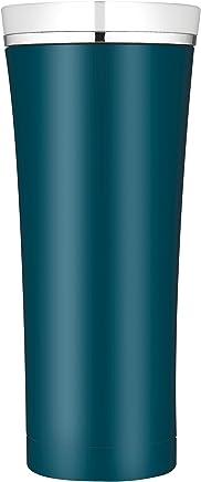 Thermos® Vaso para viajes, hermético, con aislante, verde azulado