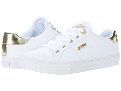 GUESS Loven (White) Women