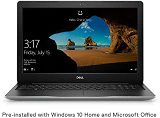 Dell Inspiron 3584 15.6-inch FHD Laptop (7th Gen Core i3-7020U/4GB/1TB HDD/Windows 10 + MS Office/Intel HD Graphics/Silver)