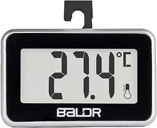 BALDR B0217T Refrigerator Thermometer, Black