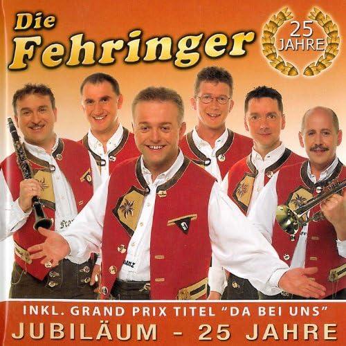 Die Fehringer - Jubiläum - 25 Jahre