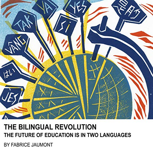 The Bilingual Revolution audiobook cover art