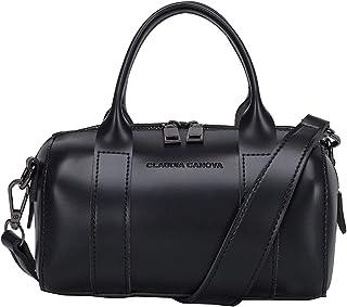 CLAUDIA CANOVA Betsy Womens Handbag Black