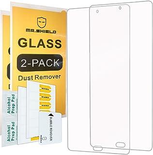 [2-PACK]-واقي شاشة Mr.Shield لهاتف Huawei MediaPad M3 8.4 بوصة [زجاج مقسى] [0.3 مم فائق النحافة صلابة 9H] مع استبدال مدى ا...