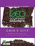 Good Earth Organics, Gaia's Gift Premium Potting Soil, Organic Potting Soil for Heavy Feeding Plants...