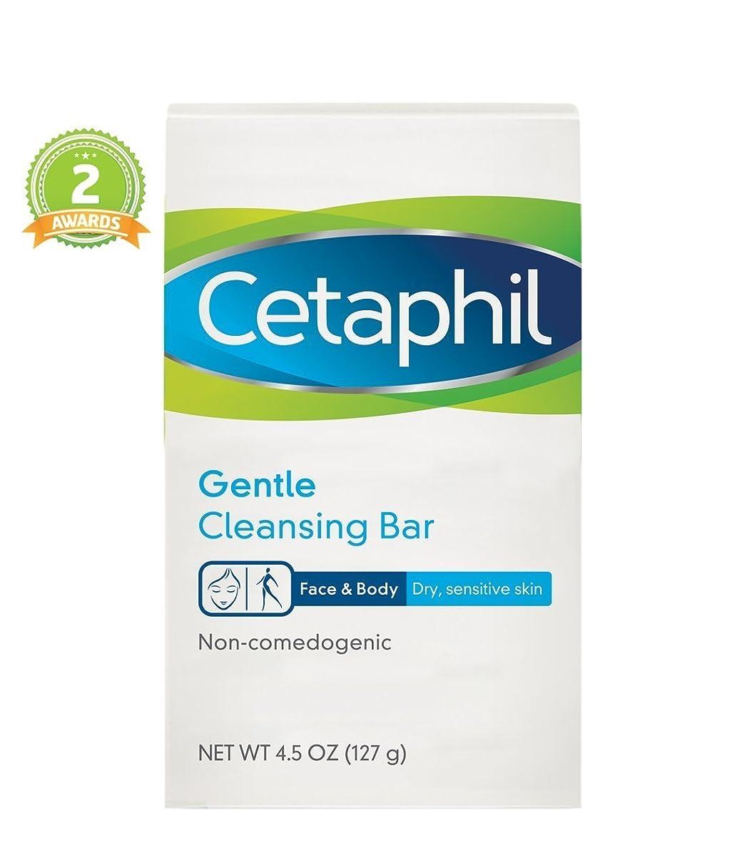 蛇行契約する救いCetaphil ジェントルクレンジングバー4.5(2パック) 2パック