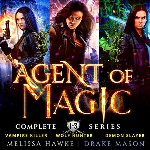 Agent of Magic Box Set cover art