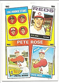 Best 1986 topps pete rose years Reviews