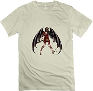 pat11cia Silent Hill Classic 100% Cotton Tee Shirts for Guys