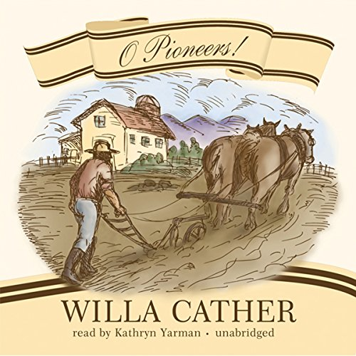 O Pioneers! audiobook cover art