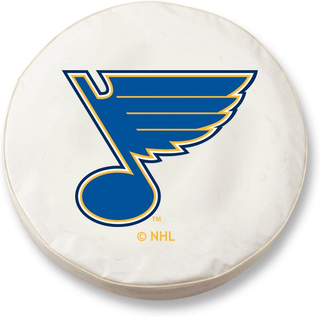 Outlet sale feature 30 3 4 x 10 St Louis Blues Cover by Holland Tire Max 58% OFF C Bar the Stool