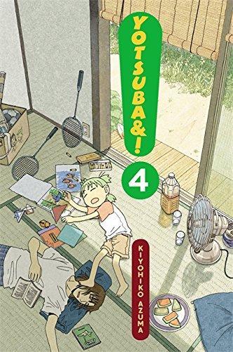 Yotsuba&!: Vol 4