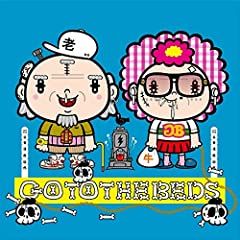 GO TO THE BEDS「MISSING」のジャケット画像