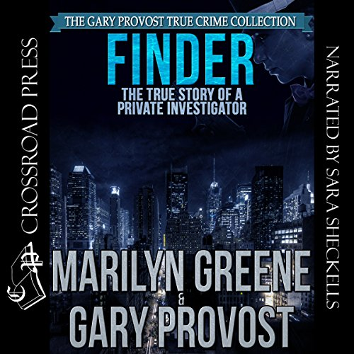 Finder: The True Story of a Private Investigator cover art