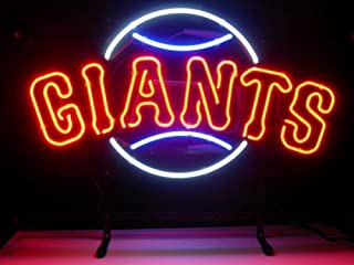giants neon sign