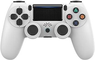 Manette PS4, VINSIC Contrôleur de Jeu sans Fil Wireless Gamepad avec USB Rechargeable pour Playstation 4/PS4 Slim/PS4 Pro/...