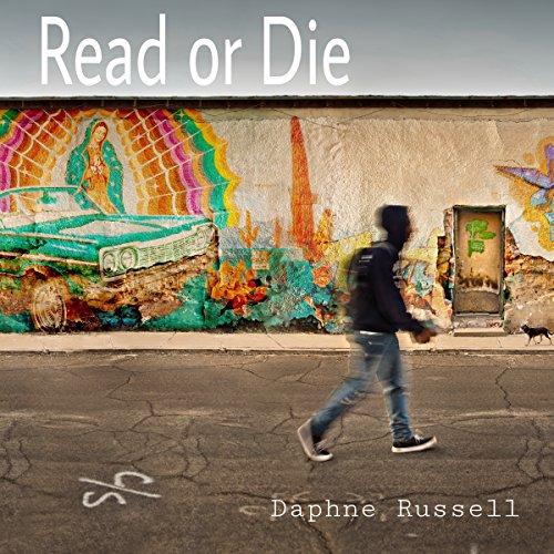 Read or Die audiobook cover art