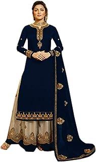 النساء الهندية جاهزة لارتداء فستان حفلة فستان باكستاني بوليوود مجموعة فستان فستان فستان انركالي الهندي