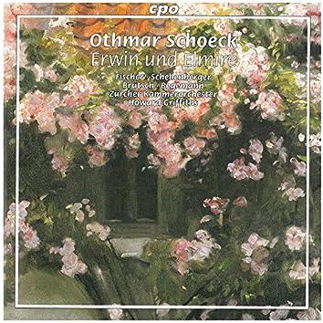 Schoeck: Erwin und Elmire, Op. 25