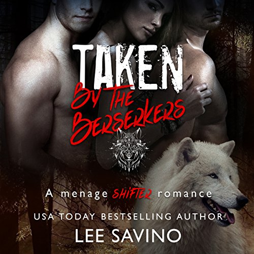 Taken by the Berserkers audiobook cover art