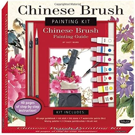 Chinese Brush Painting Kit (Walter Foster Painting Kits) by Lucy Wang (31-Jul-2009) Paperback