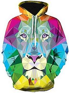 Sweatshirts 3D Hoodies for Kids Funny Printed Hoodie Boys Girls Unisex Long Sleeve Sweatshirt Jumpers Pullover Sweater wit...