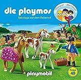 Die Playmos - Folge 49: Sabotage auf dem Reiterhof (Das Original Playmobil Hörspiel)