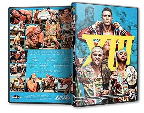 Pro Wrestling Guerrilla - Thirteen DVD