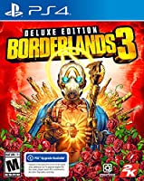 Borderlands 3 Deluxe Edition (輸入版:北米) - PS4