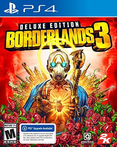 Borderlands 3 Deluxe Edition Playstation 4