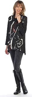 Jess & Jane Women's Matilda Brushed Knit Cowl Neck Tunic