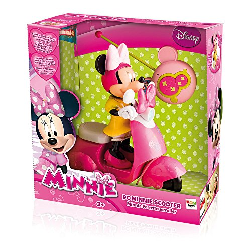 IMC Toys 180673 - Minnie Mouse RC Scooter