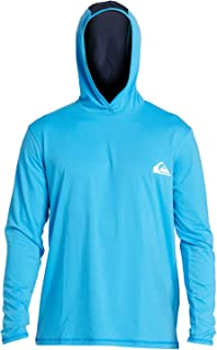 Men's Dredge Ls Hooded Long Sleeve Rashguard Surf Shirt