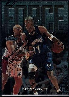 1997-98 Topps Finest Refractor Vin Baker #45