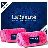 LaBeauté Toalla desmaquillante cara 2 unidades - Limpieza facial y...